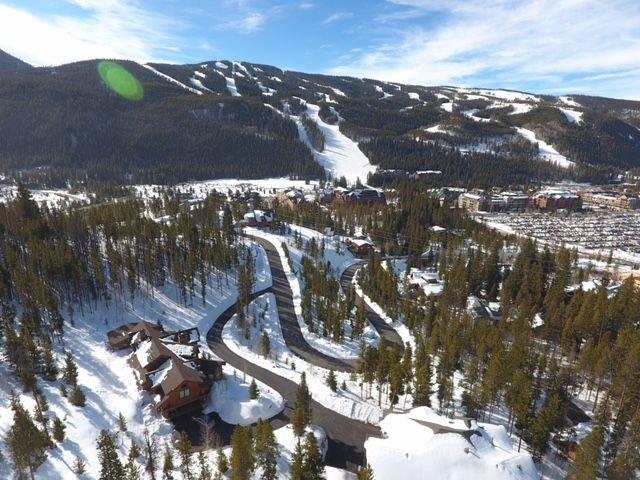 Belle maison de montagne autonome à Keystone, Colorado.