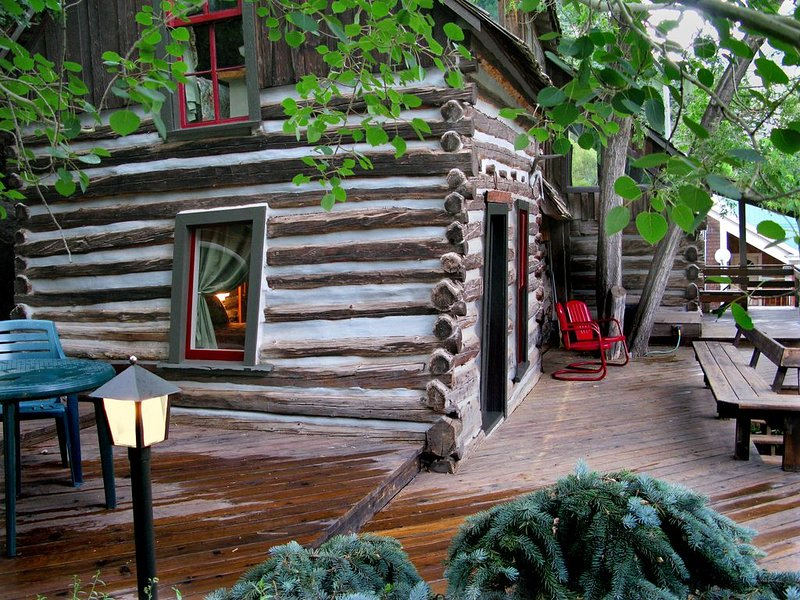 Quaint Historic Cabin - Near Downtown - Pet Friendly, holiday rental in Ouray