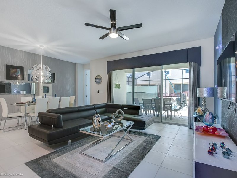 Orlando Newest  Resort Community Town Home With Pool, casa vacanza a Celebration