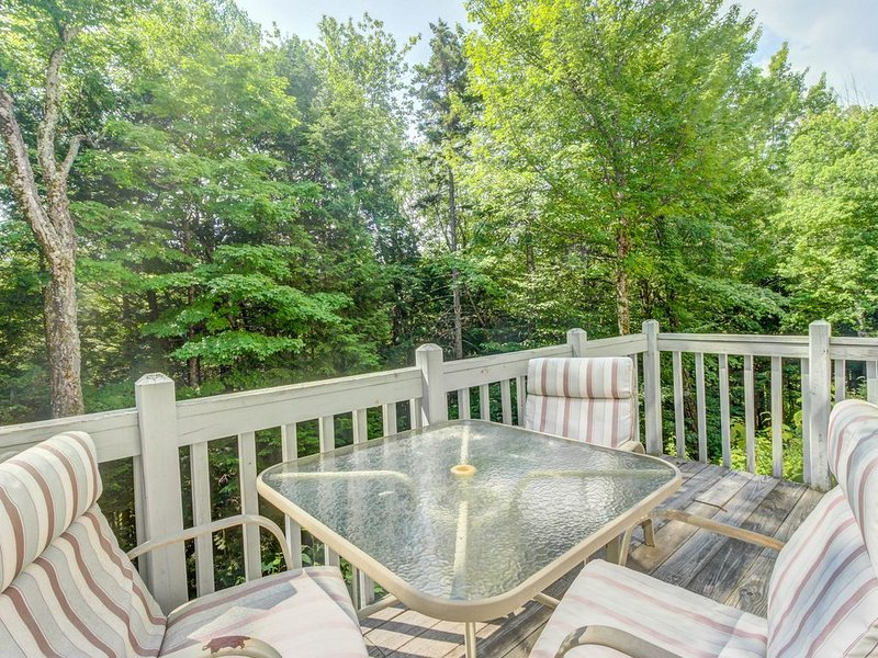 Condo w/ three pools, twelve tennis courts, sauna, hot tub, gym, and more!, holiday rental in Lincoln