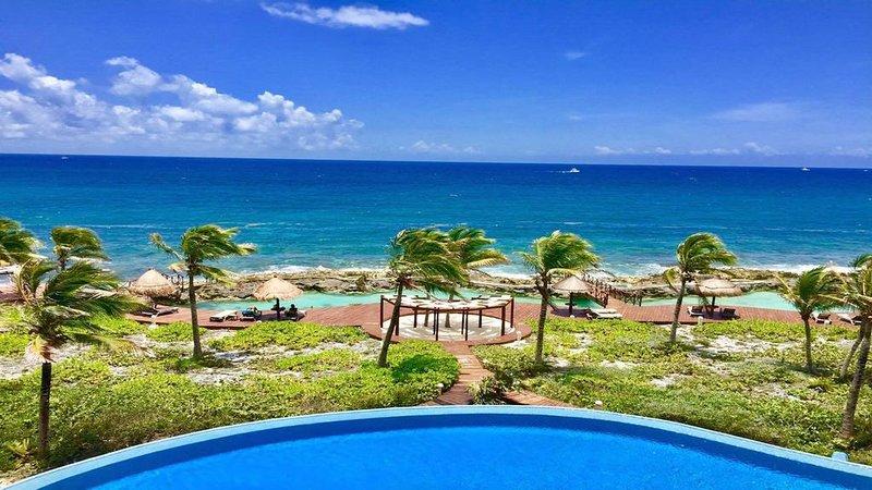 Al Cielo Penthouse | 4BR | Penthouse | Puerto Aventuras, Ferienwohnung in Puerto Aventuras