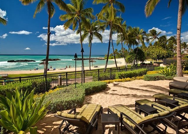 Ko Olina Combo 5 (O-1104 and O-1105) Ocean Views, holiday rental in Ewa Beach