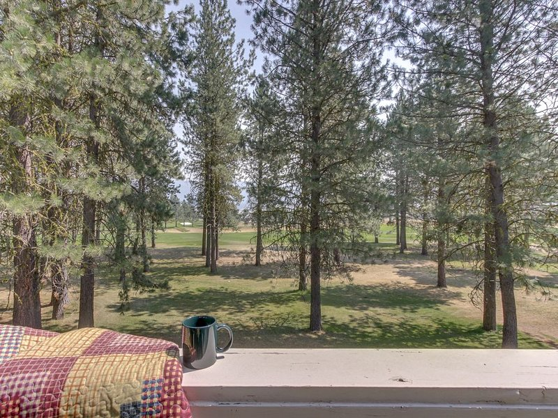 Dog-friendly condo w/ access to a shared pool, tennis courts, & golf, holiday rental in New Meadows