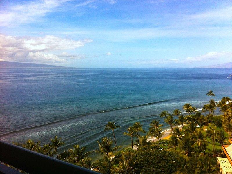 Maui Resort Rentals: Marriott's Maui Ocean Club 2BR Oceanview Villa - New Lahain, holiday rental in Lanai