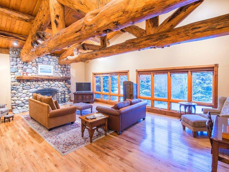 Last min pricing deals - Heavenly Pines Retreat/Alta WY/Large Hot Tub, alquiler vacacional en Alta