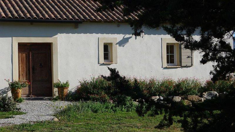 Campagne,très agréable gîte,piscine privée,poneys,proche de la  cité, location de vacances à Labastide En Val