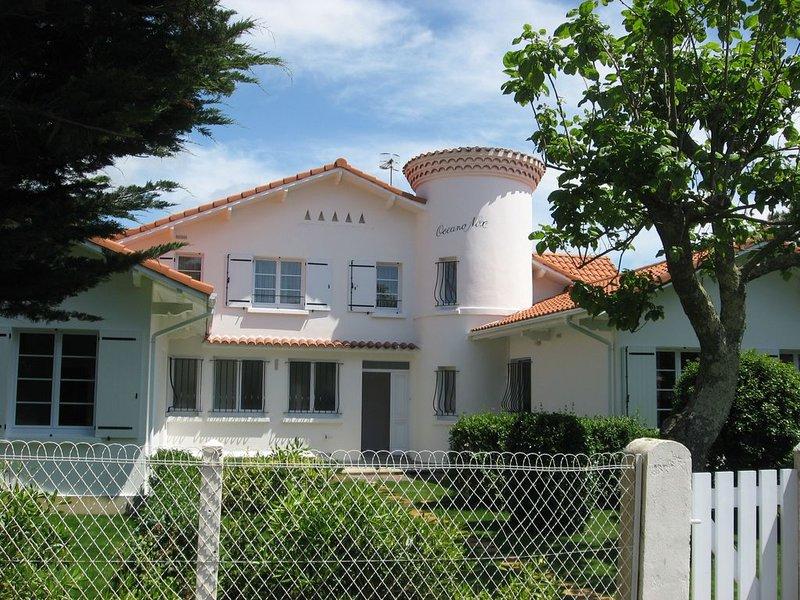 Oceanonox n°4 apt** tout confort, 500m plage, calme ,Wi-fi, chèq-vac, jardin rdc, alquiler de vacaciones en Landes