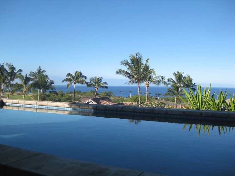 Private Gated Ocean View Home - Apa'Apa'a - Mauna Kea Resort - Best Value!, holiday rental in Kawaihae
