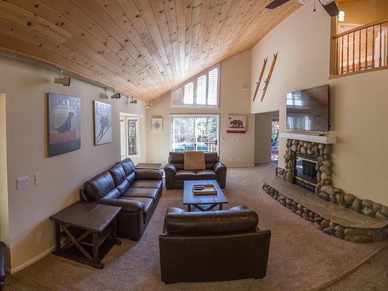 *Owner Operated* Perfect post SIP family vacation, alquiler de vacaciones en Tahoe Vista