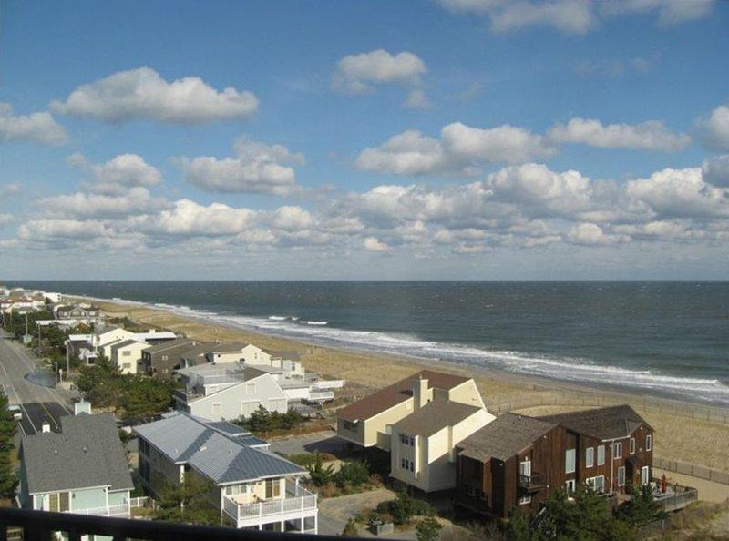 Vista del balcón mirando al noreste