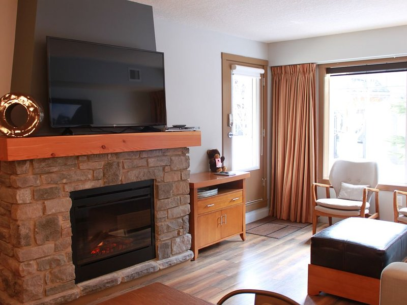 -BLISSFUL 2 BEDROOM IN THE BEAUTIFUL BOW VALLEY CORRIDOR!!, vacation rental in Seebe