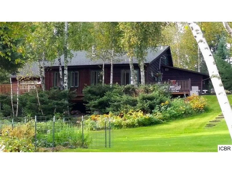 Lake Home with Sauna, Watercraft, Inflatables, & Good Fishing, holiday rental in Hibbing