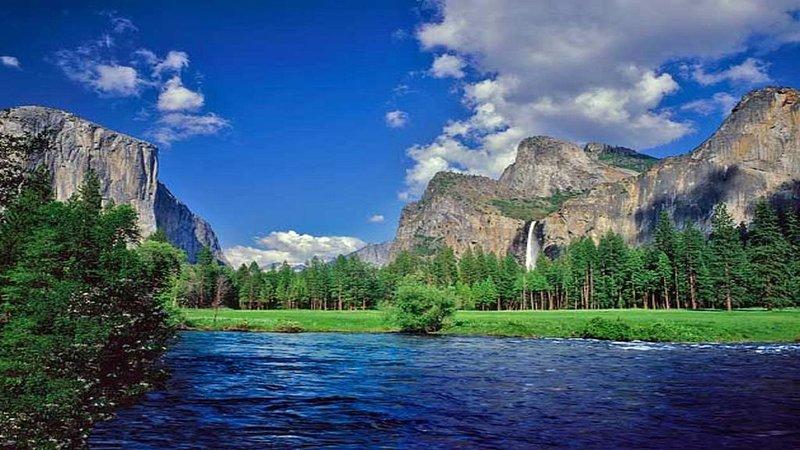 ¡Ven a ver a Yosemite!