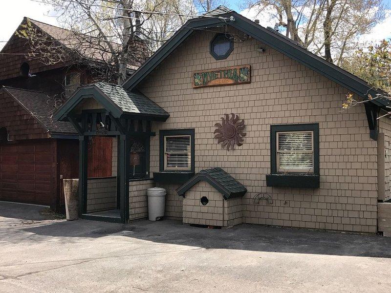 Truckee River Historic Home, location de vacances à Truckee