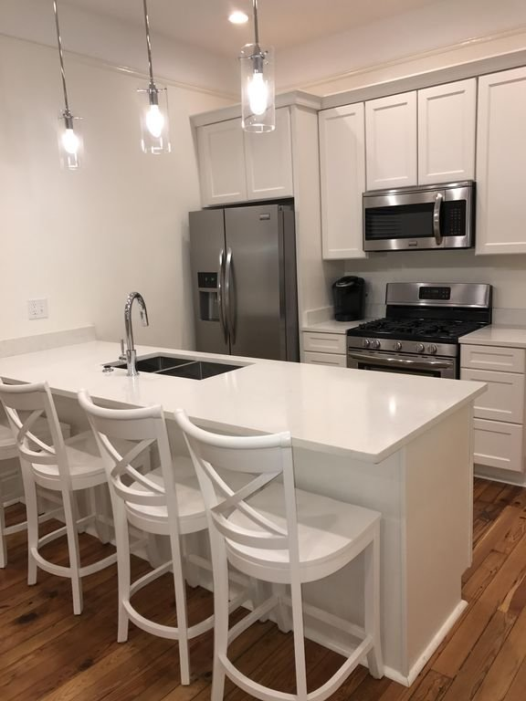 Beautifully renovated  kitchen with all  new appliances!
