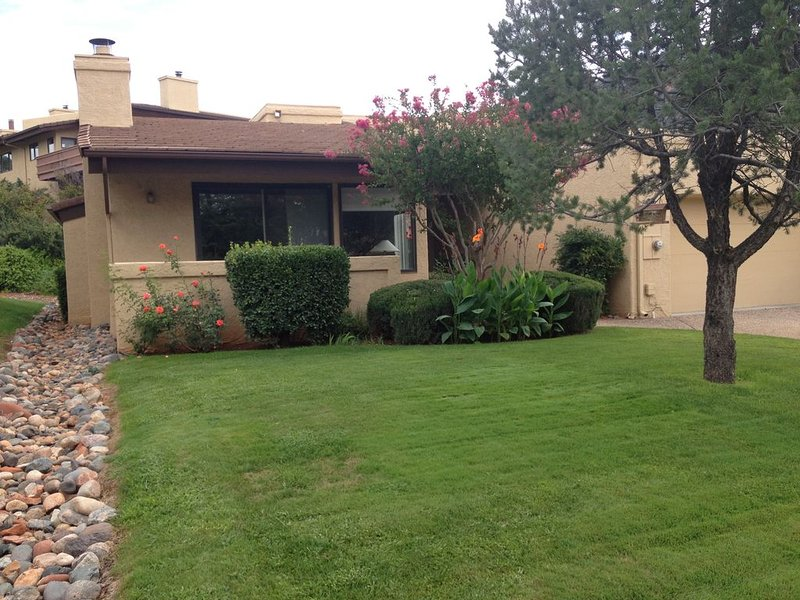 Sedona Condo at Canyon Mesa Country Club, vacation rental in Sedona