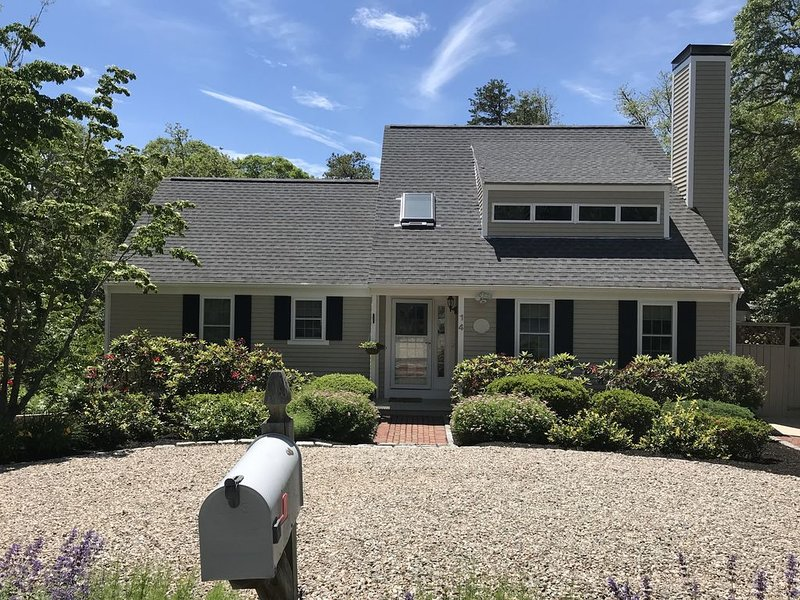 Relaxing Family Cape Retreat in New Seabury, holiday rental in Mashpee