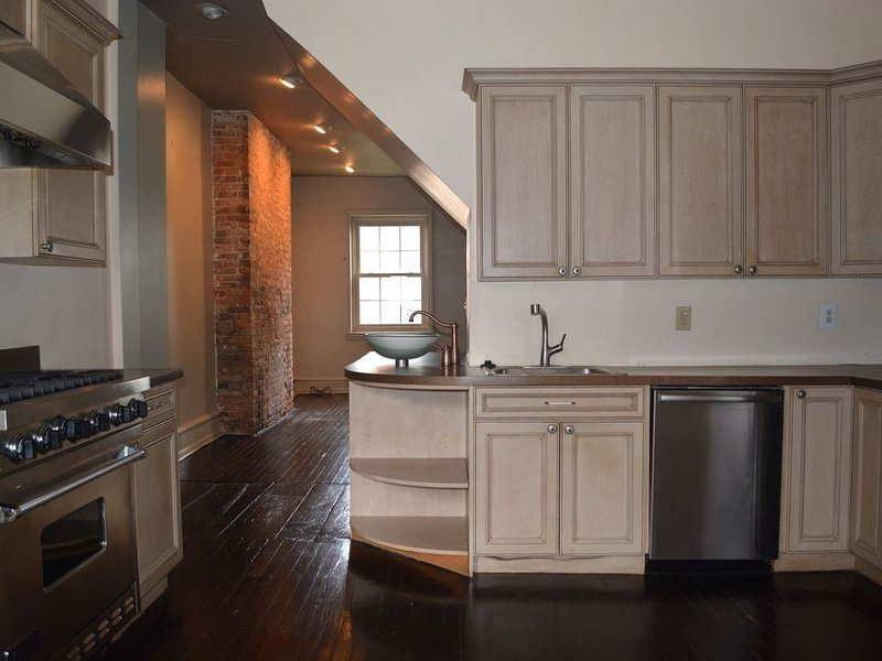 Extremely spacious three bedroom Society Hill apartment, holiday rental in Philadelphia