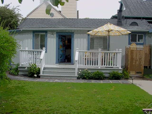 Charming & Private Santa Cruz Cottage 3 Blocks from the Beach, holiday rental in Scotts Valley