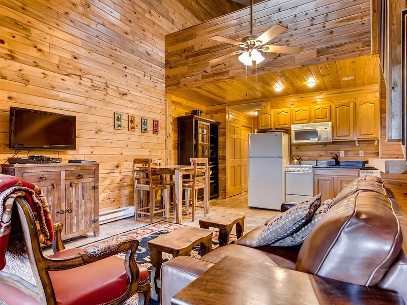 Modern and Airy Loft in the ideal location!, holiday rental in Hot Sulphur Springs