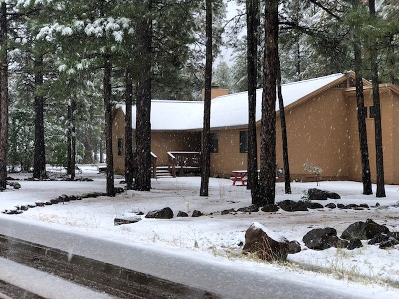 NEW VRBO, Gorgeous, Remodeled cabin In Pinetop Lakes Country Club!, location de vacances à Vernon
