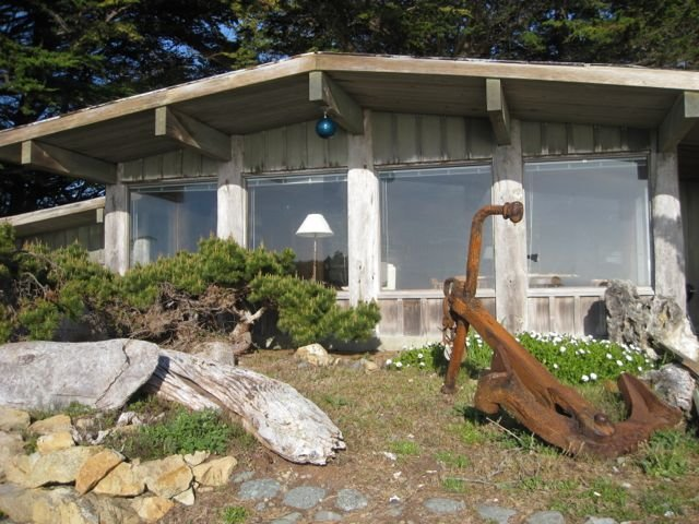Heart Stopping Ocean View, Secluded Getaway, Whale Watching, alquiler de vacaciones en Elk