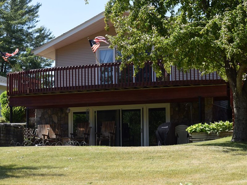 The Apple Blossom Cottage, holiday rental in Cheboygan County