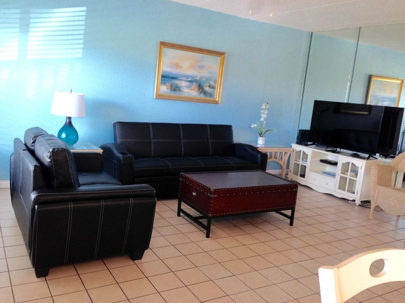 2 Bedroom South Padre Condo Near The Beach, vacation rental in Port Isabel