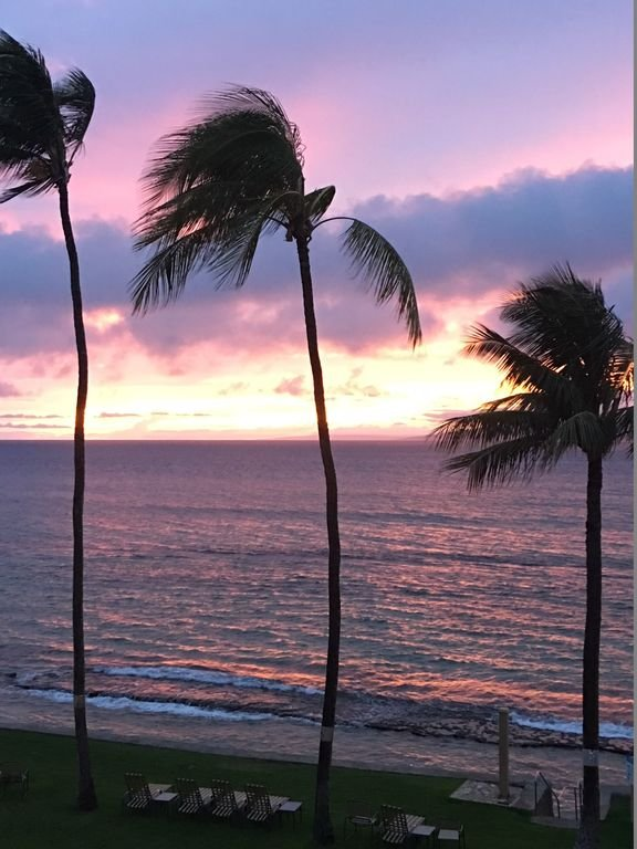 I invite you to stay at Paki Maui 323 to enjoy awesome views!