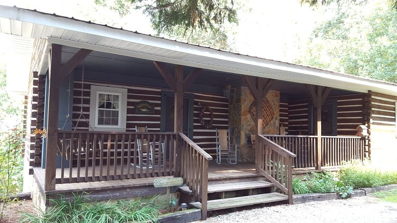 Cozy Cabin In Foothills Of North Carolina, holiday rental in Dobson