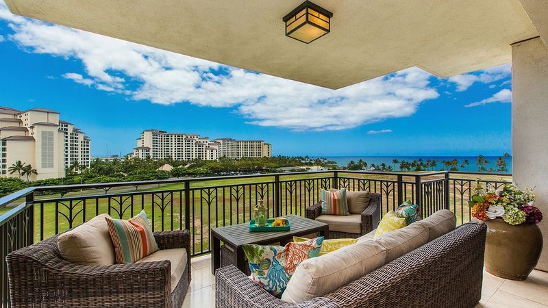 Supurb Newly Decorated ~Family Friendly KoOlina Villa~Amazing Ocean Views&Sunset, Ferienwohnung in Kapolei