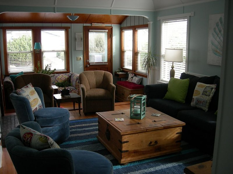 Charming Cottage Adjoining Oceanfront Yachats State Park, location de vacances à Yachats