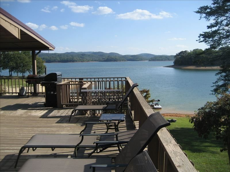 What A View Cherokee Lake, holiday rental in Bean Station