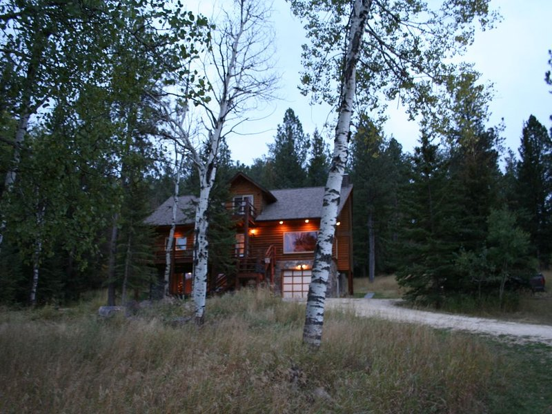 Black Hills Diamond Dale Vacation Log Home Cabin, alquiler vacacional en Nemo