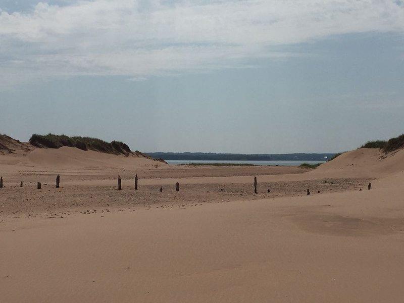 Cavendish Dunes en New London Bay