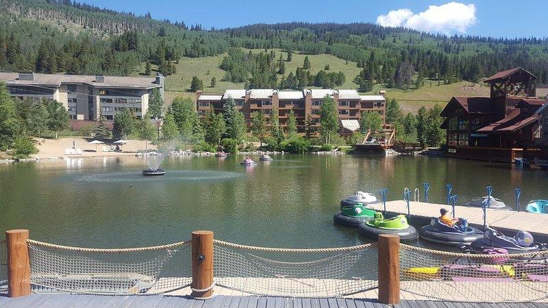 Copper Center Village near West lake w/ Great Views!, alquiler de vacaciones en Frisco