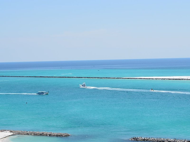 Emerald Grande 9th Flr CORNER��Best View in Destin�Watch�� &⛵⛵From Balcony!, holiday rental in Niceville