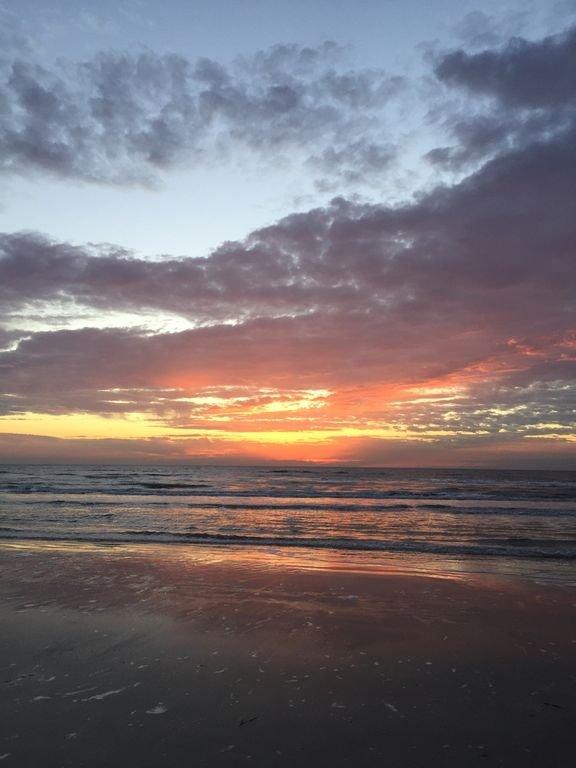 Port A Beach Sunrise