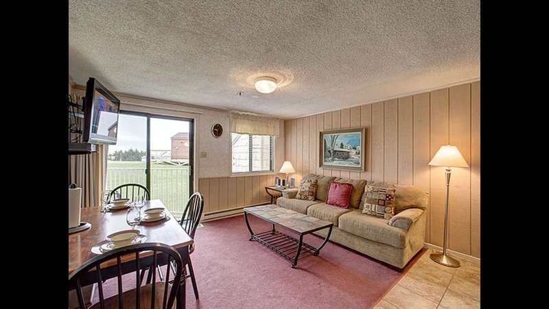 1st Floor Slopeside 2Br Mountain Lodge- Perfect Location Dec 22-27 $445 nt, holiday rental in Bartow