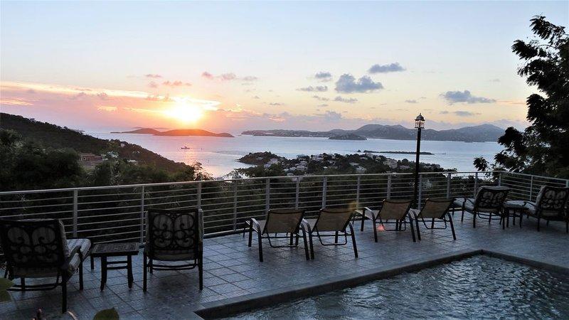 **Luxury Villa**2BR/3BA**Cruz Bay**Villa Amerigo**, holiday rental in Caneel Bay