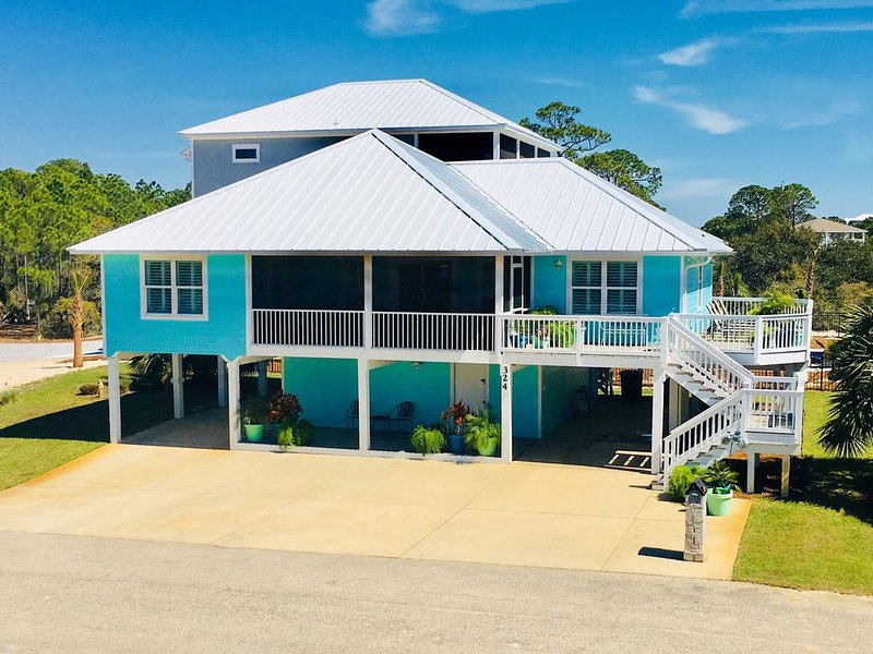 Rental Ban Lifted!!!! Come Stay * The Immaculate 'Down by the Sea', alquiler de vacaciones en Cape San Blas