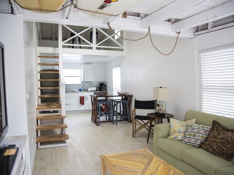 PLAYALIDO UNIT #4, LIDO BEACH, holiday rental in Lido Key