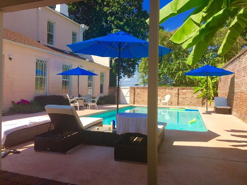 The 'Pool' House in Historic Vicksburg, vacation rental in Vicksburg