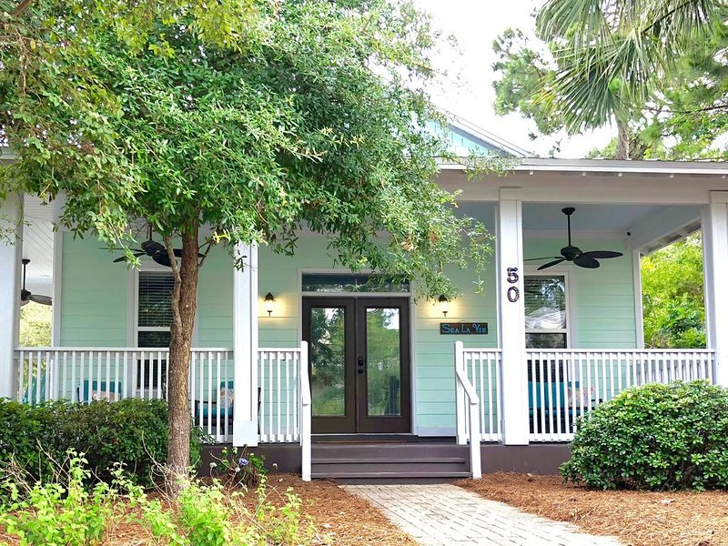 Beautiful home in Cassine Village, location de vacances à Grayton Beach