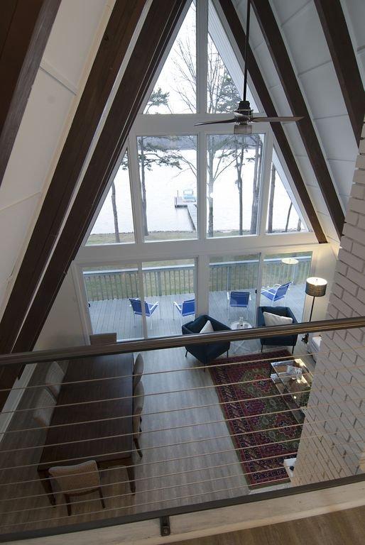 Vue du 3ème étage