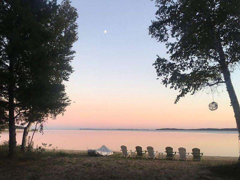 Disfruta de hermosas puestas de sol