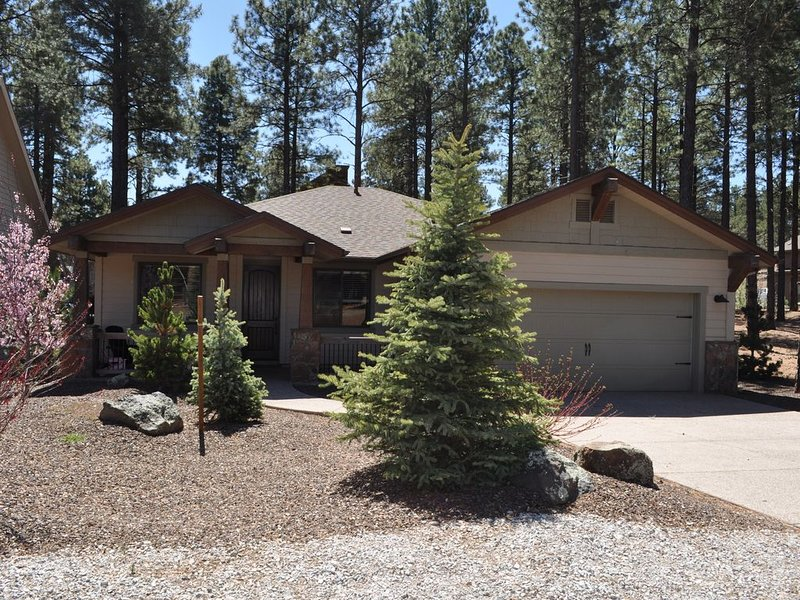 Luxury mountain retreat with AC, vacation rental in Flagstaff