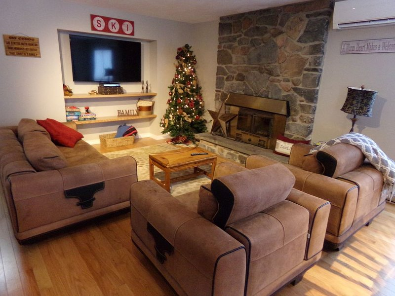Fresh Mountain Air. Ski in and Out!, holiday rental in Hunter