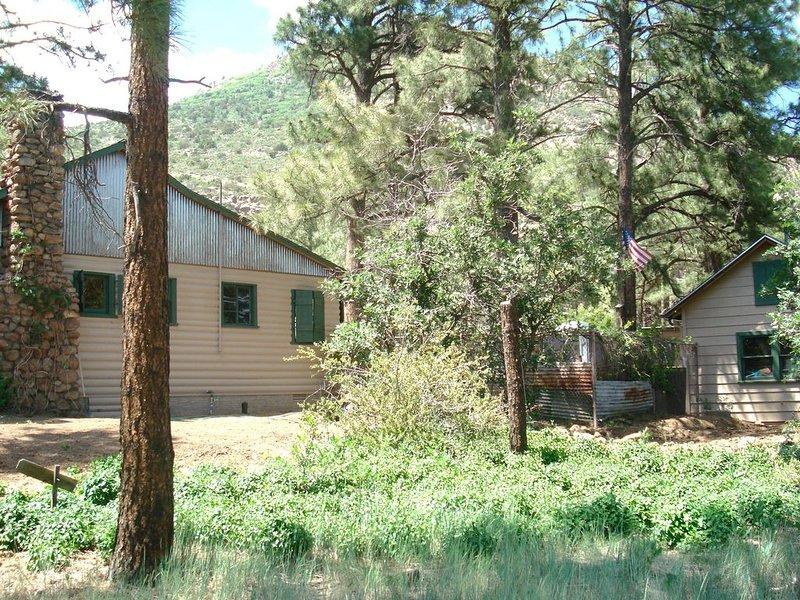 Modern Historic Cabin, Quiet, Private, Ferienwohnung in Flagstaff