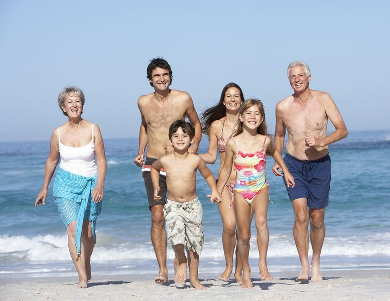 Rocky Point is safe for everybody at all ages.